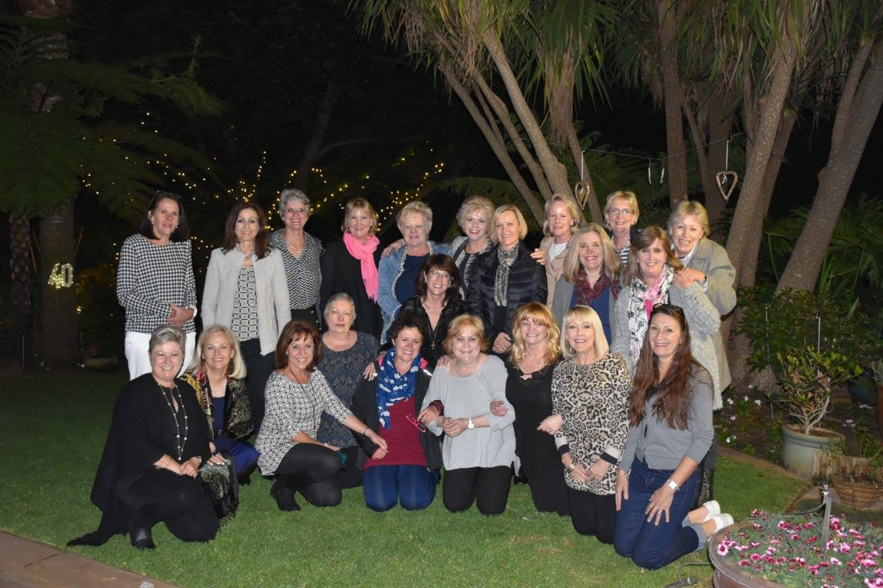Holy Cross Convent Class of '77 Reunion