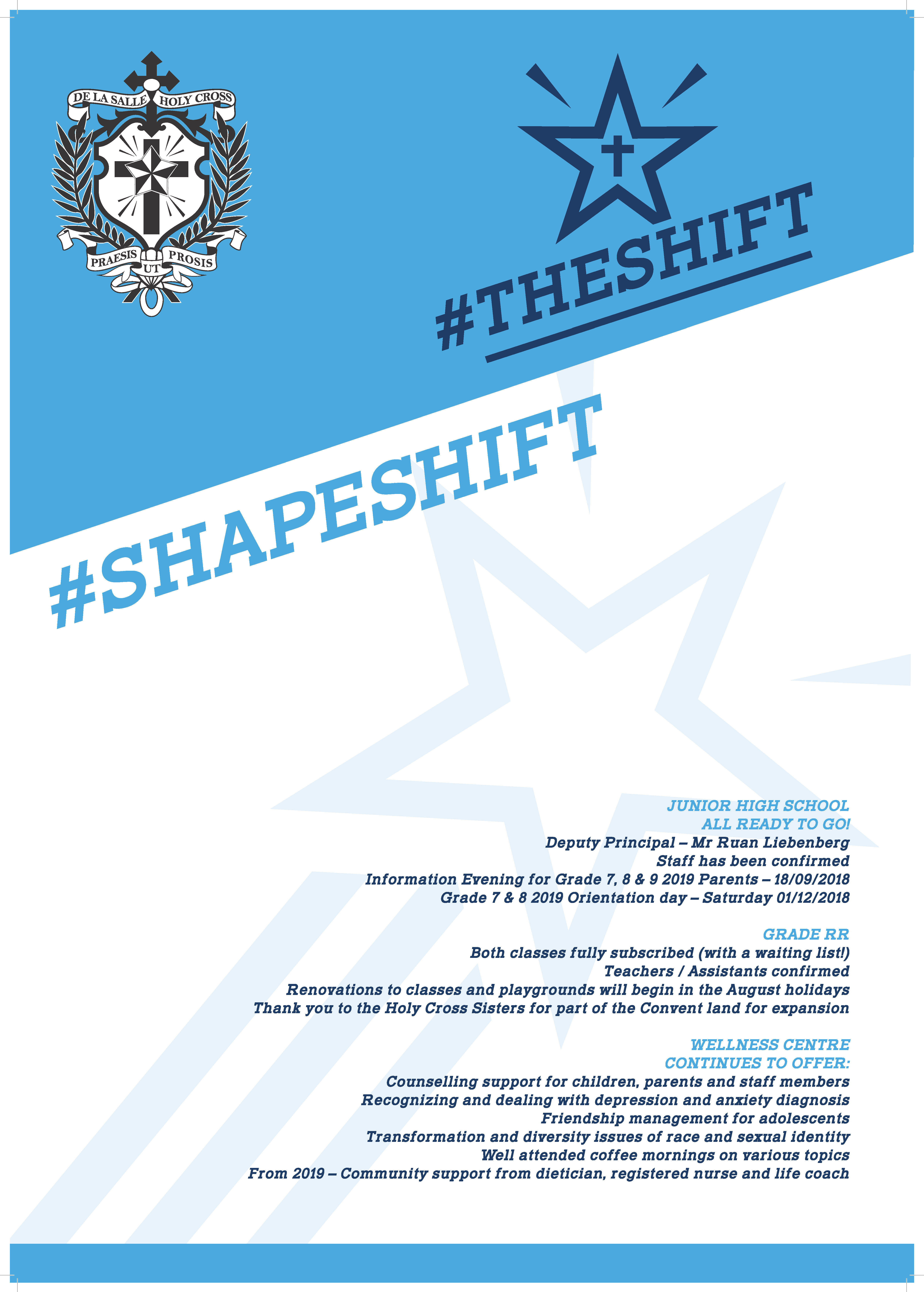 TheShift Update Page 1